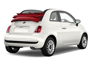 Fiat 500 Cabrio (or Similar)
