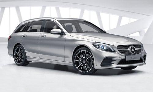 Mercedes SW - Auto. (or Similar)